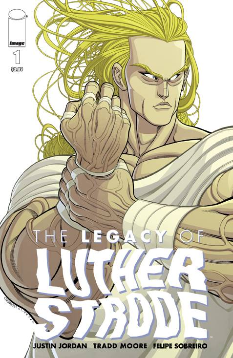 legacy of luthor strode