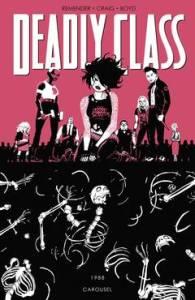 Deadly Class Vol 5